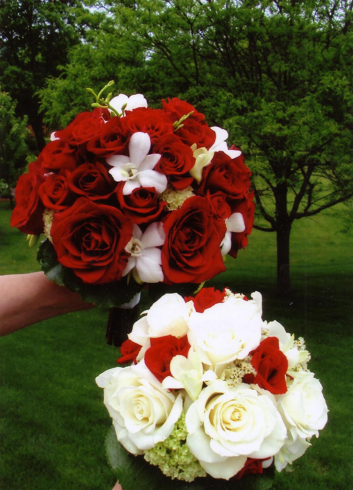 2 flower sets